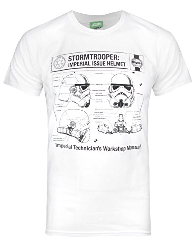 Hombres - Official - Star Wars - Camiseta