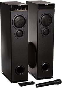 Philips SPA9080B Multimedia Tower Speakers (Black)
