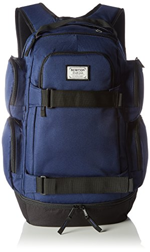 Burton - Zaino Distortion Pack, Zaino, Rucksack Distortion Pack, Medieval Blue Twill, Taglia unica