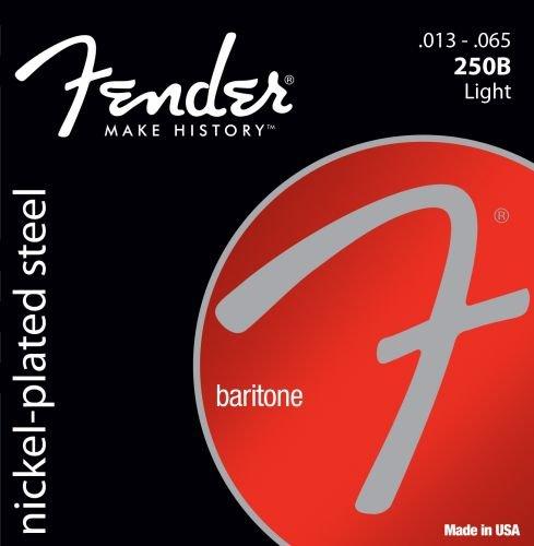 FENDER SUPER 250BARITONO CUERDAS  013DE  065