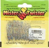 Mister Twister Mini Tube, transparent-, 1–1/2 Zoll