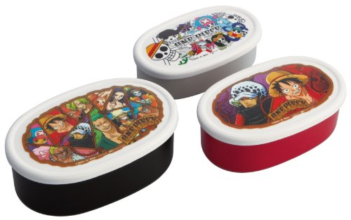 Seal container 3P set [ONE PIECE]