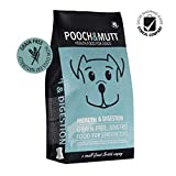 Pooch & Mutt - Complete Dry Dog Food - Health & Digestion (Grain Free & 100% Natural) - Salmon & Sweet Potato, 10kg