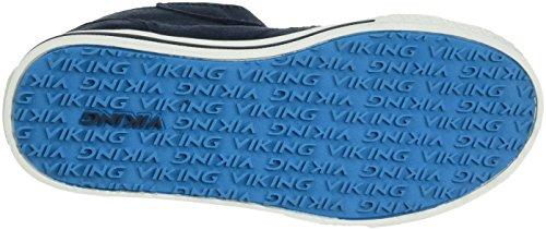 Viking Unisex-Kinder Falcon High-Top Blau (Navy/Blue 535)
