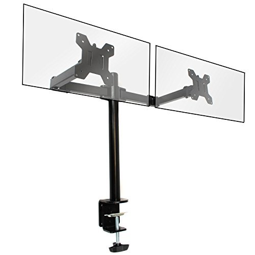 Dual Monitor Bracket For 13-27