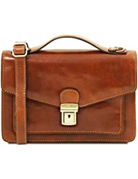 Tuscany Leather Eric Bolso para Hombre en Piel