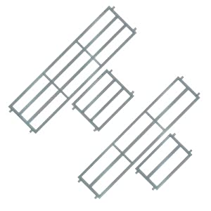 Faller - Valla para modelismo ferroviario H0 Escala 1:87