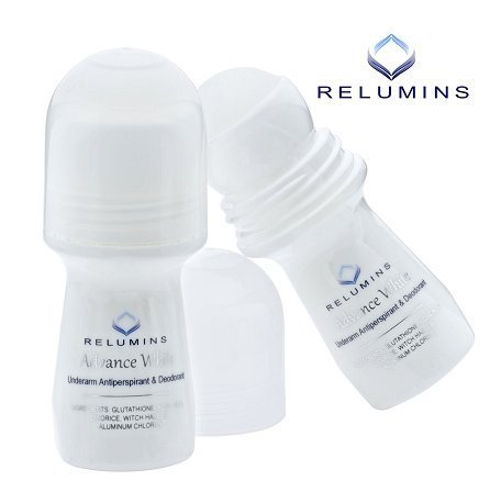 Relumins Advance White - Blanchiment Déodorant Roll-On blanchit les aisselles sombres