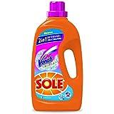 SOLE Lav.liq.20 mis.con vanish 1,3 lt. - Détergent à lessive