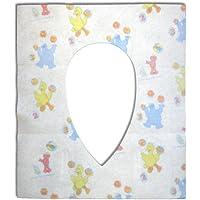 Neat Solutions Potty Toppers Toilet sedile protezione (10pezzi)–Sesame Street - Sesame Street Topper