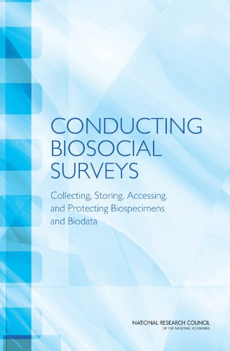 Conducting Biosocial Surveys: Collecting, Storing, Accessing, and Protecting Biospecimens and Biodata