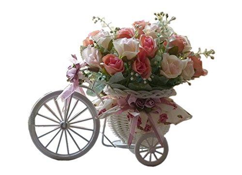 Schöne Indoor künstliche Rose Keine Bewässerung Haus Decor Künstliche Rosa