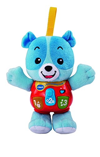 VTech Baby Little Singing Cody Toy – Blue 41cOXkI0TCL
