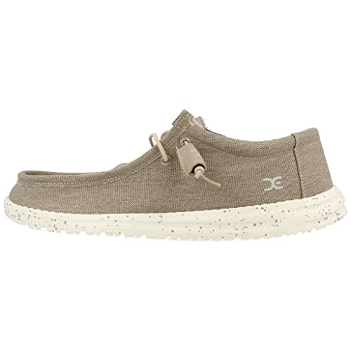 Scarpe uomo, color Beige , marca HEY DUDE, modelo Scarpe Uomo HEY DUDE SUPERSTAR FOUNDA Beige Beige
