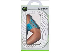Belkin ProFit Armband for iPhone 5 - Whiteout