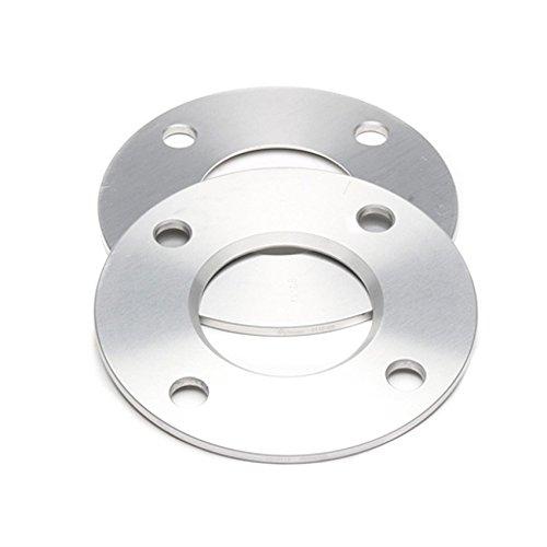 Preisvergleich Produktbild TA TECHNIX Spurverbreiterung Spurplatten 5mm pro Seite / 10mm pro Achse, Lochkreis 4x108 mm