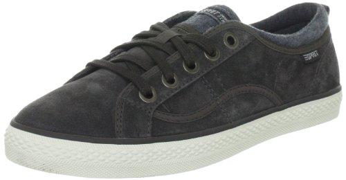 ESPRIT Kisha Lace Up G13040 Damen Sneaker Grau (lead grey 033)