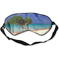 Lonely Divi Tree Landscape 99% Eyeshade Blinders Sleeping Eye Patch Eye Mask Blindfold for Travel Insomnia Meditation preisvergleich bei billige-tabletten.eu