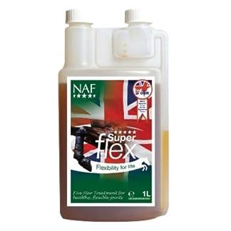 NAF - Five Star Superflex Horse Joint Supplement Liquid x 1 Lt NAF – Five Star Superflex Horse Joint Supplement Liquid x 1 Lt 41cOclkxdrL