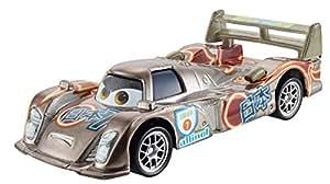 Disney Pixar Cars Neon Racers Shu Todoroki 1:55 Diecast Vehicle