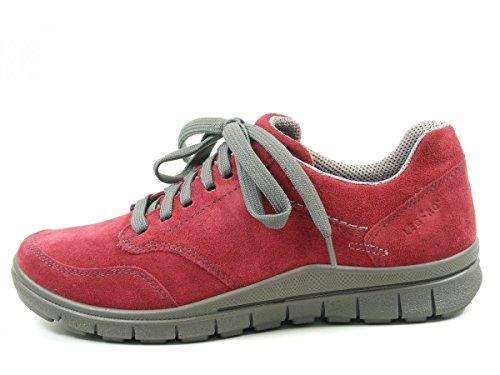 Legero Salo, Baskets Basses Femme Rouge
