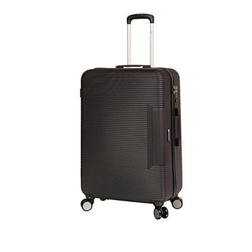 Preisvergleich Produktbild Horizon Koffer Trolley Hartschale 4Rollen 61cm Edge schwarz