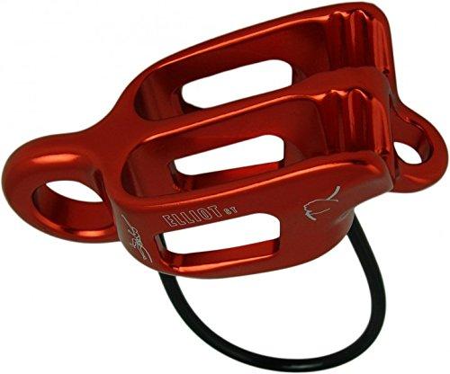 ElliotST Sicherungsgerät Harlin guide (Tube, Seile 8-11 mm), Farbe:orange