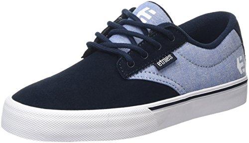 etnies-jameson-vulc-chaussures-de-skateboard-femme-bleu-blue-blue-white-gum444-38