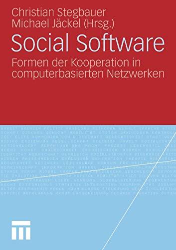 Social Software - Recht Software