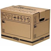 Fellowes Bankers Box - Caja para mudanza, tamaño mediano
