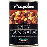 Napolina épicé Salade Bean (400g) - Paquet de 6