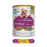 Similac Total Comfort 2 Follow On Infant Formula Milk - 820G Tin, Cabn000176