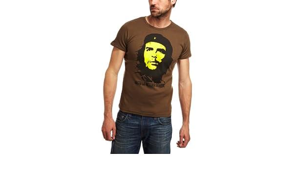 Che Guevara T-Shirt Short Sleeve Logoshirt hasta la victoria siempre