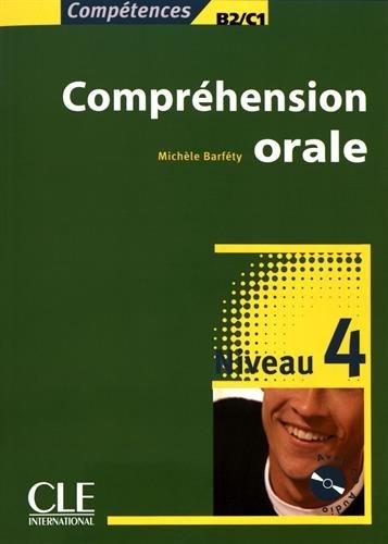 Comprhension-orale-Niveau-4-B2C1-1CD-audio-Comptences