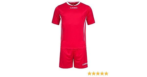 Givova Kit Revolution Football Jersey Set 2-piece Team Jersey with Shorts Sports