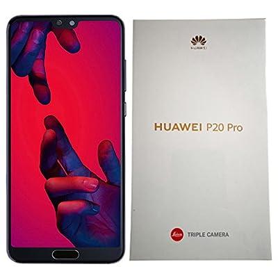 """Huawei P20 Pro 128GB 6.1"""" 40MP SIM-Free Smartphone in Twilight"""