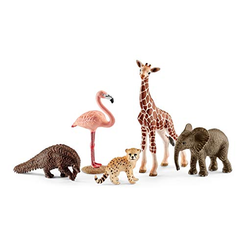 Schleich 42388 – Wild Life Tier-Mix