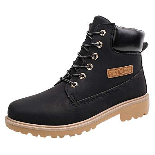 Chaussures de Sports Homme CIELLTE Sneakers Chaussures de Course Baskets Bottines Chaussures de Randonnée Solides Bottines de Sécurité