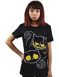 Akumu Ink - T-shirt - Manches Courtes - Femme Small