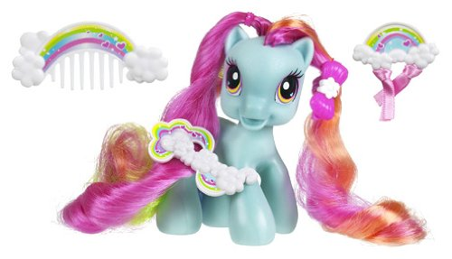 My little Pony-97709-Figur-Tiere-Pony Frisur-Rainbow Dash (Little Pony-clearance My)