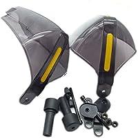 "Par gris Universal 22mm 7/8"" Paramanos Guardamanos Handguards para moto/motocicleta /ATV"