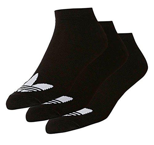 Preisvergleich Produktbild Adidas 6er Pack Socks Trefoil 3 Sneaker Socken Füsslinge Strümpfe Gr 27-30