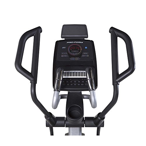 41cOqDZ7YPL. SS500  - PRO-FORM Proform Trainer 7.0 Elliptical Bike, Front Wheel, Compatible with Bluetooth App iFit Cardio, Motorised Tilt Ramp 0-20°, 20 Resistance Levels, 28 Programs, Sports Use, Fitness, Well-Being