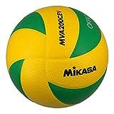 MIKASA mva 200 cev, Pallone da pallavolo, giallo verde