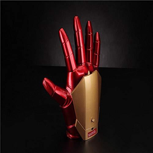 Guante De Iron Man Palm Modelo Anime