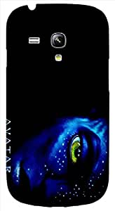Timpax Protective Armour Case Cover. Multicolour Printed Design : A Movie .Specifically Design For : Samsung I8190 Galaxy S3 mini