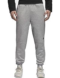 adidas M SID Lgo PT FL Pantalón, Hombre, Gris (Medium Heather/Mgh