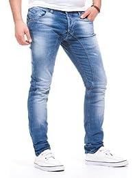 LEIF NELSON Herren Jeans Jeanshose LN1015