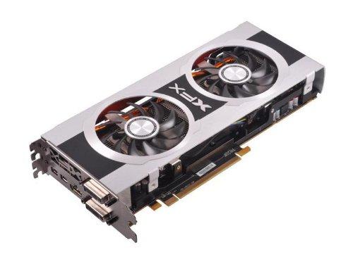 XFX AMD Radeon HD7850 Grafikkarte (PCI-e, 2GB GDDR5 Speicher, 2x DVI, HDMI, 2x mini Display-Port, 1 GPU)