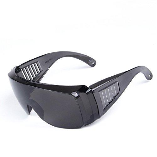 Schutzbrille für Brillenträger, Schutz gegen Splitter, 99.9% UV-Schutz,...